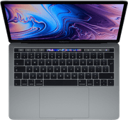 Apple MacBook Pro 13-inch Touch Bar (2018) 16GB/2TB 2.7GHz Space Gray