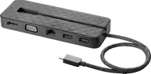 HP Usb C naar HDMI, Ethernet en VGA Mini Dock