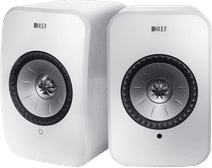 KEF LSX Wireless Stereo System White