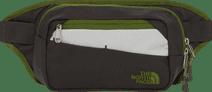 The North Face Bozer Hip Pack II Asphalt Grey/Garden Green