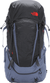 The North Face Terra 65L Grisaille Gray / Asphalt Grey - Slim Fit