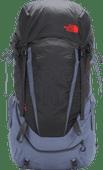 The North Face Terra 65L Grisaille Grey/Ashpalt Grey - Slim Fit