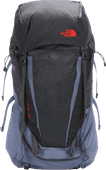 The North Face Terra 65L Grisaille Grey / Asphalt Gray - Large Fit