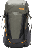 The North Face Terra 55L TNF Dark Grey Heather/New Taupe - Slim Fit