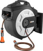 Gardena 30m Roll-up Automatic with Nozzle