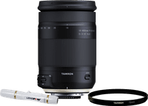 Tamron 18-400mm f/3.5-6.3 Di II VC HLD Canon EF + UV-Filter 72mm + Elite Lenspen