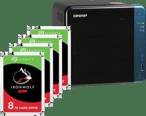QNAP TS-453Be-4G + 4x 8TB