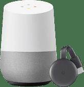 Google Home + Google Chromecast V3