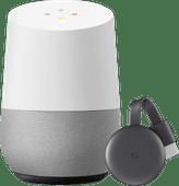 Google Chromecast V3 + Google Home