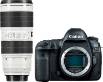 Canon EOS 5D Mark IV + 70-200mm f/2.8L IS III USM