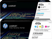 HP 410X Toner Cartridge Combo pack 4 Colors