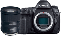 Canon EOS 5D Mark IV + Tamron EF 24-70mm f/2.8 Di VC USD G2