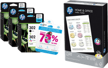 HP 302 Combo Packs + 500 vel