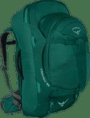 Osprey Fairview 55L Rainforest Green - Slim Fit