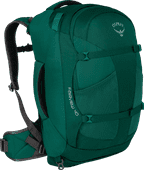 Osprey Fairview 40L Rainforest Green - Slim Fit