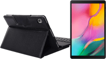 Samsung Galaxy Tab A 10.1 (2019) Wifi 32 GB Zwart + Just in Case Keyboard Book Case