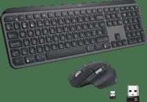 Logitech MX Keys Toetsenbord + Logitech MX Master 3