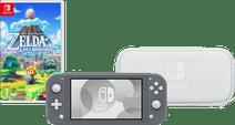 Nintendo Switch Lite Gray - Starter Pack