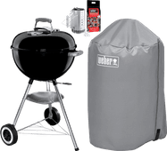 Weber Barbecuepakket Original Kettle 47 cm Zwart