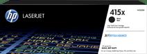 HP 415X Toner Zwart (Hoge Capaciteit)