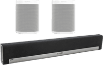 Sonos Playbar 5.0 + One SL (2x) White