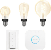 Philips Hue Filament Light White E27 Bluetooth Starter Pack