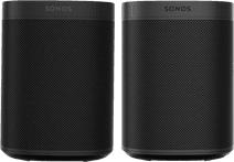Sonos One + One SL Zwart