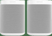 Sonos One + One SL Wit