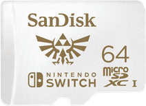 SanDisk MicroSDXC Extreme Gaming 64GB (Nintendo licensed)