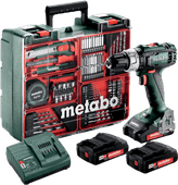 Metabo SB 18 L Mobile + 3 accu's