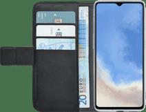 Azuri Wallet Magneet OnePlus 7T Book Case Zwart