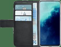 Azuri Wallet Magneet OnePlus 7T Pro Book Case Zwart