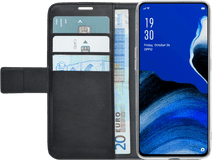 Azuri Wallet Magnet Oppo Reno 2 Book Case Black