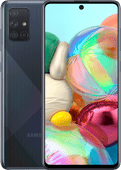Samsung Galaxy A71 128 GB Zwart