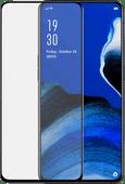 Azuri Rinox Oppo Reno2 Screen Protector Tempered Glass Black