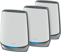 Netgear Orbi WiFi 6 RBK853 Multi-room WiFi