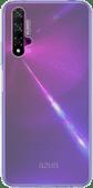Azuri TPU Huawei Nova 5T Back Cover Transparent
