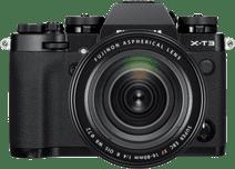 Fujifilm X-T3 Zwart + XF 16-80mm f/4 R OIS WR Zwart