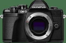 Olympus OM-D E-M10 Mark III + 14-42mm + 40-150mm Travelkit Zwart