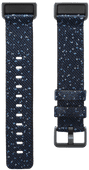 Fitbit Charge 4 Nylon Strap Midnight Size S