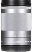 Canon EF-M 18-150mm f/3.5-6.3 IS STM Zilver