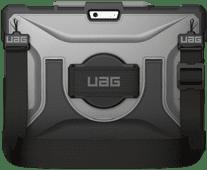 UAG Plasma Ice Surface Pro X Book Case Transparant