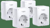 TP-Link Tapo P100 4-Pack Top 10 best verkochte slimme stekkers