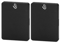Seagate Expansion SSD 1TB Duo Pack