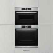 Bosch HBG675BS1 (45cm) + Bosch CFA634GS1 (60cm)