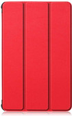 Just in Case Tri-Fold Lenovo Tab M10 Plus Book Case Rood