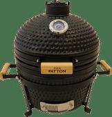 "Patton Kamado Grill 16"" Table Chef Classic"