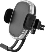 Azuri Universal Automatic Phone Mount with Wireless Charging