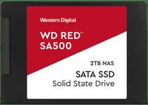WD Red SA500 NAS 2,5 inch SSD 2TB