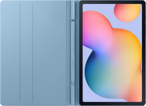 Samsung Galaxy Tab S6 Lite Book Case Blue